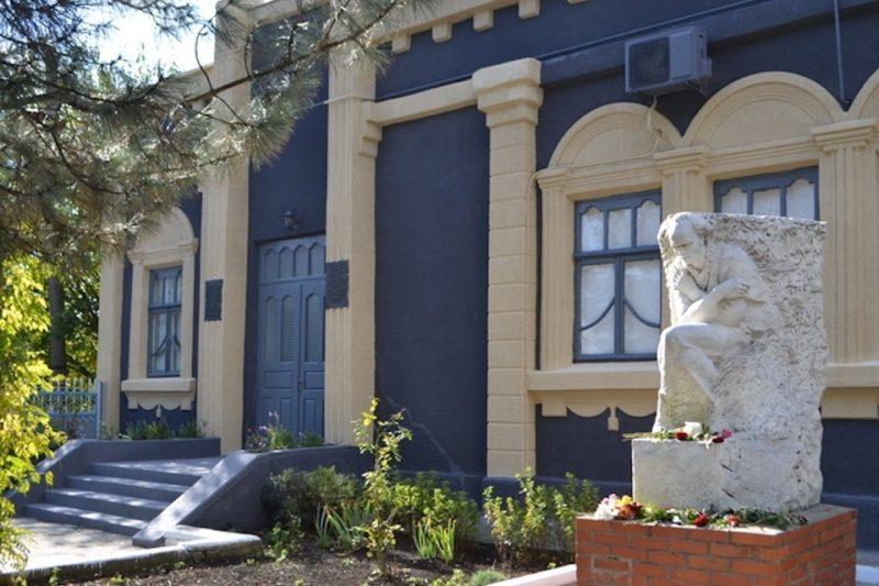 Достопримечательность в Гагаузии - музей Бешалма