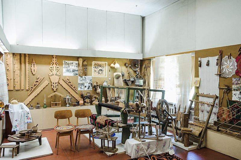 исторический музей, Вулканешты